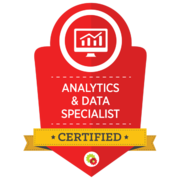 Digital Marketer – Analytics and Data Specialist Badge