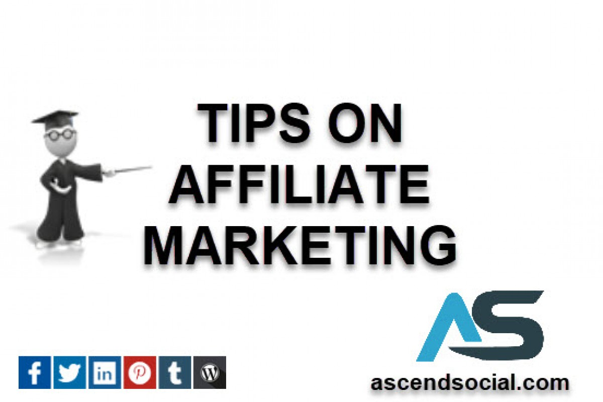 Basic Tips And Strategies On Affiliate Marketing